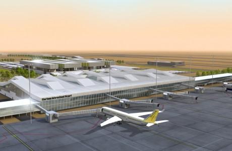 00a PAX terminal airside