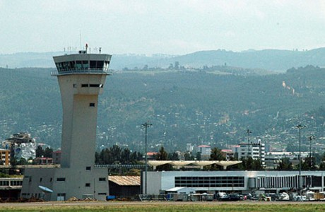 addis ATC from airside