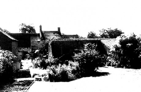 south-rauceby-garden-small-bw